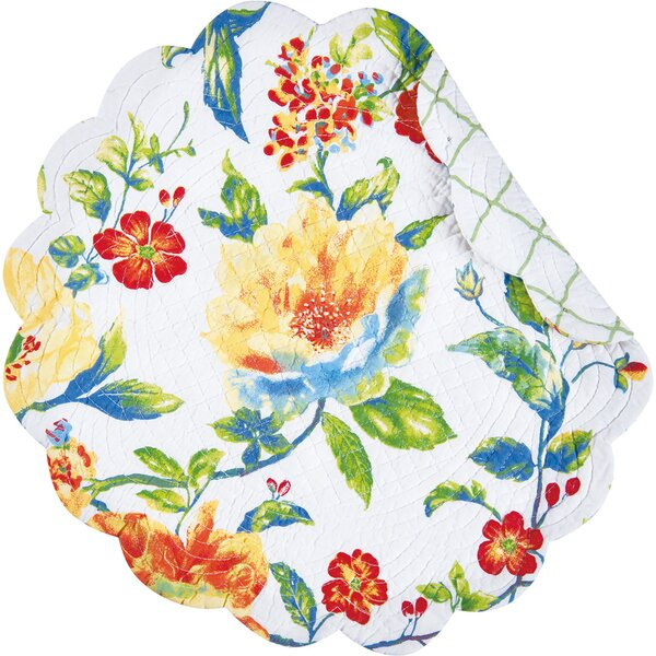 Sabrina Placemat (Set of 6) by C&F Home