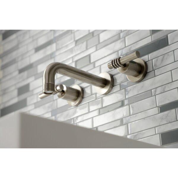 Milano Wall Mounted Bathroom Faucet