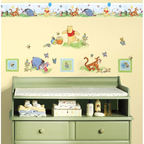Disney Winnie the Pooh Room Makeover Wall Decal by Wallhogs