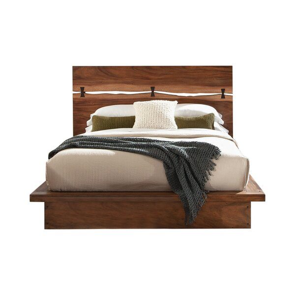 Domingue Storage Platform Bed By Foundry Select