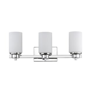 Ryerson Contemporary 3-Light Vanity Light By Orren Ellis