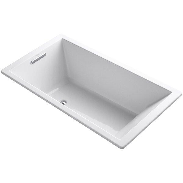 Underscore 66 x 36 Soaking Bathtub by Kohler