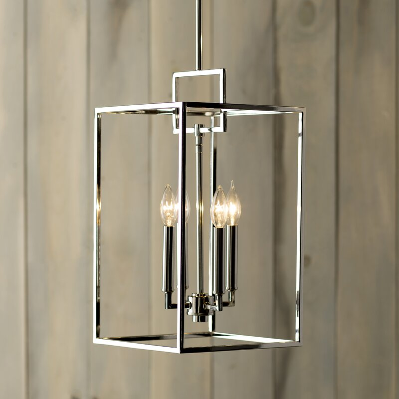 Mercury row abrego 4 light foyer pendant reviews wayfair abrego 4 light foyer pendant aloadofball Image collections