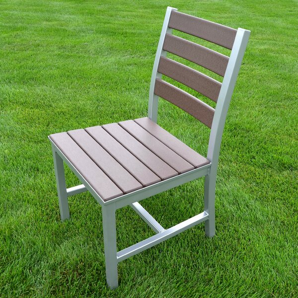 Orma Patio Dining Chair by Latitude Run Latitude Run