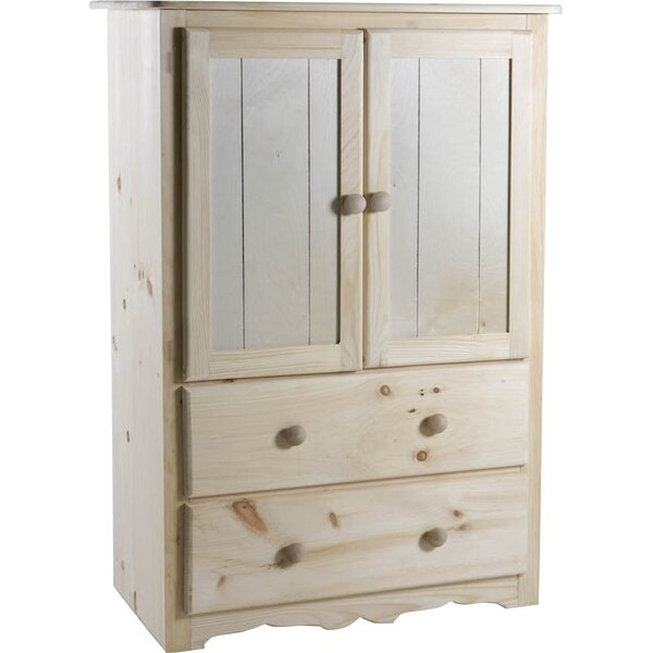 Dracut Super 2 Drawer Accent Chest by Chelsea Home Furniture