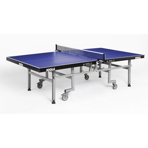 3000-SC Refurbished Folding Indoor Table Tennis Table by Joola USA