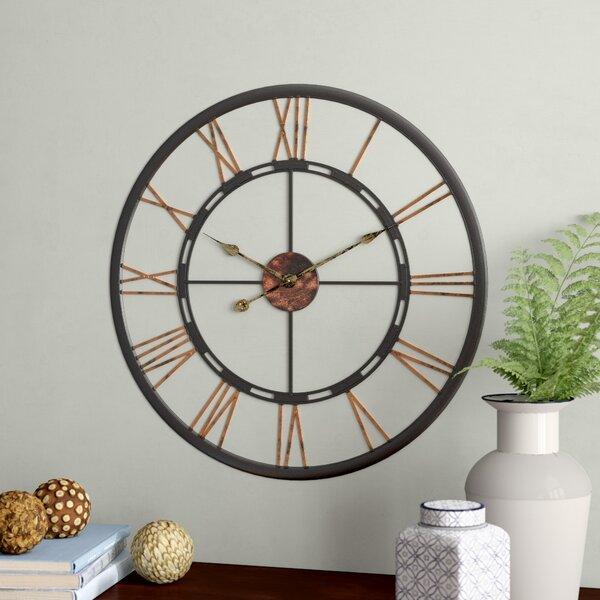 Remus Wall Clock by Birch Lane™