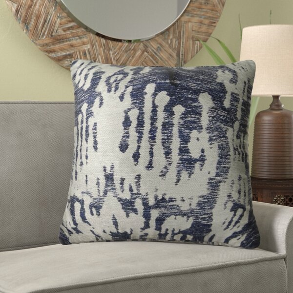 Roche Handmade Luxury Pillow by Bloomsbury Market