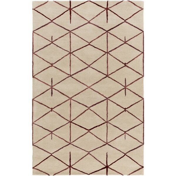 Romola Hand-Tufted Area Rug by Ivy Bronx