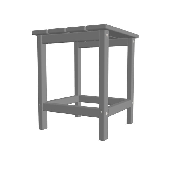 Polywood® Traditional Plastic Side Table by Sol 72 Outdoor