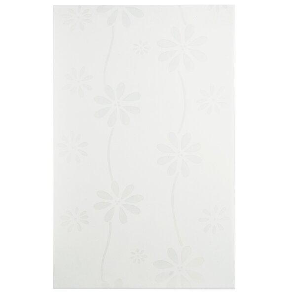Essentia 10 x 15.88 Ceramic Field Tile in Blanco by EliteTile