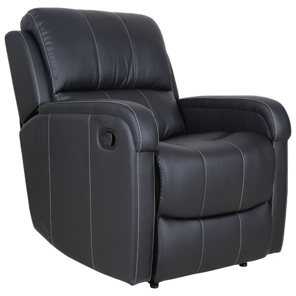 Manual Recliner by Attraction Design Home