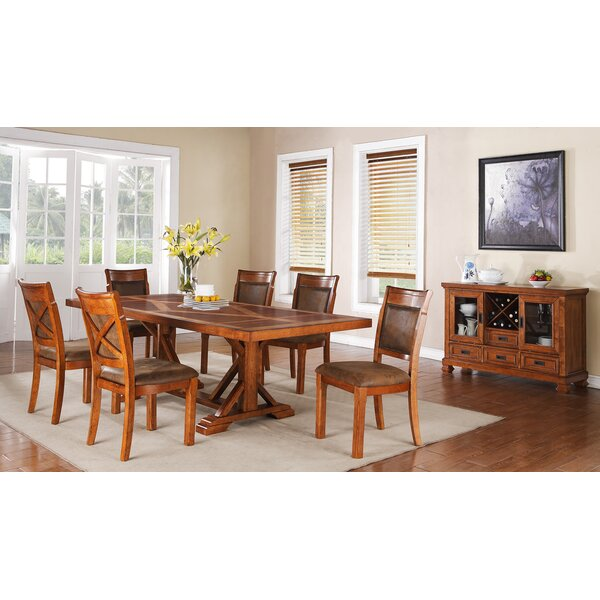 Yvaine Padded Seat and Back Dining Chair by Millwood Pines