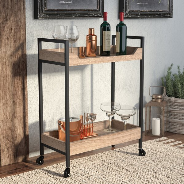 Ermont Bar Cart by Laurel Foundry Modern Farmhouse