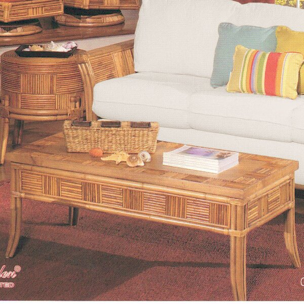 Palma Coffee Table by Acacia Home and Garden