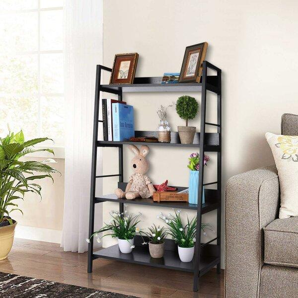 Alonah Ladder Bookcase By Latitude Run