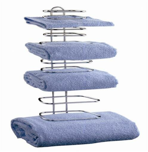 Four Guest Wall Mounted Towel Rack by Wildon Home ®