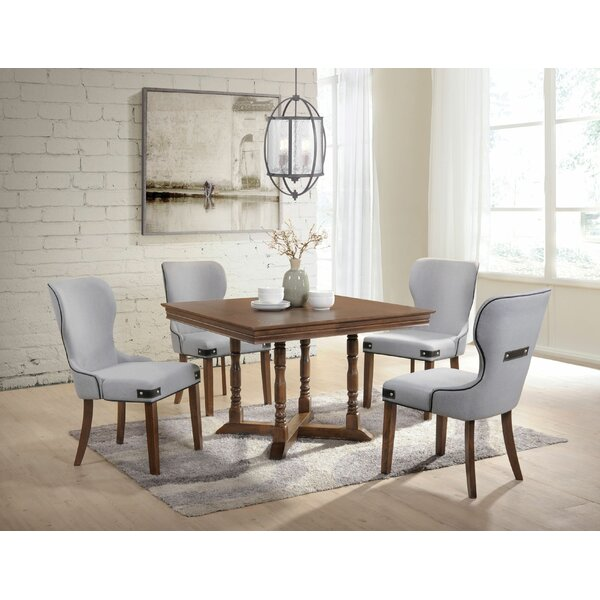 Tweed 5 Piece Dining Set by Gracie Oaks