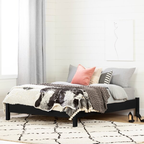 Cavalleri Platform Bed by South Shore