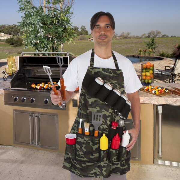 Grill Master Apron by Trademark Innovations