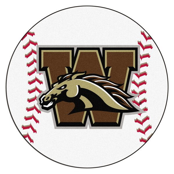 NCAA Western Michigan University Baseball Mat by FANMATS