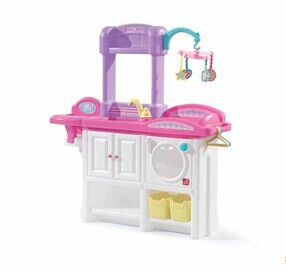 6 Piece Love and Care Deluxe Nursery™ Kitchen Set by Step2