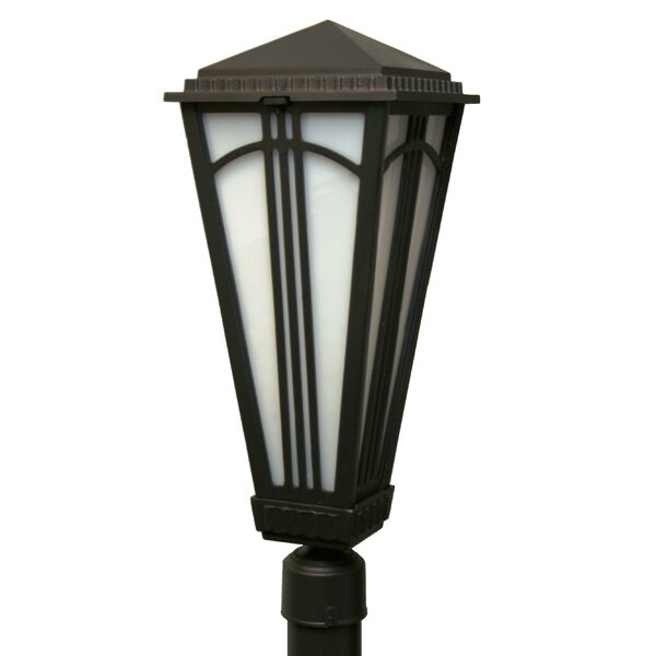 Petrey 2-Light Lantern Head by Alcott Hill