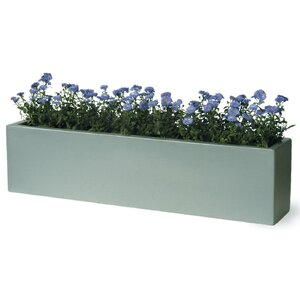 Geo Rectangular Window Box
