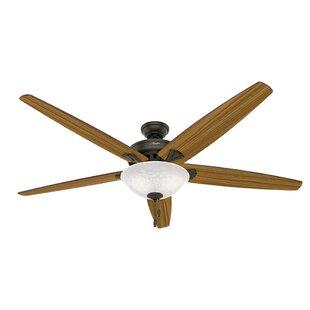 70 Stockbridge® 5-Blade Ceiling Fan By Hunter Fan Ceiling Lights