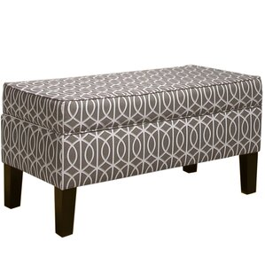 Alandra Upholstered Storage Bench by Willa Arlo Interiors