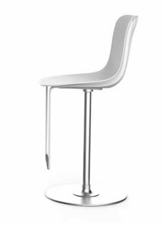 Dragonfly Adjustable Height Swivel Bar Stool by Segis U.S.A