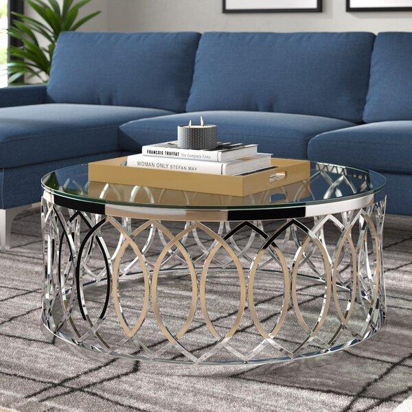 Willa Arlo Interiors Round Coffee Tables