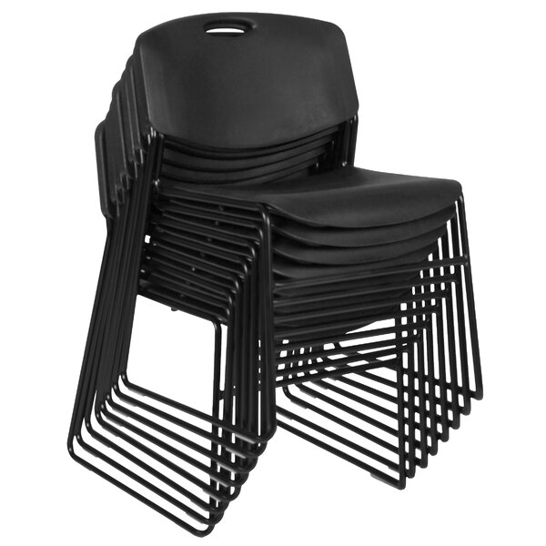 Zeng Stacking Chair (Set of 8) by Regency