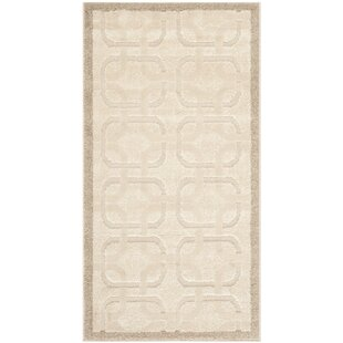 Compare prices York Brown/Tan Area Rug By Safavieh