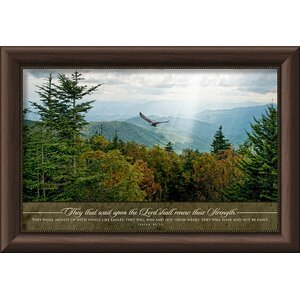 They That Wait by Danny Head Framed Photographic Print by Carpentree
