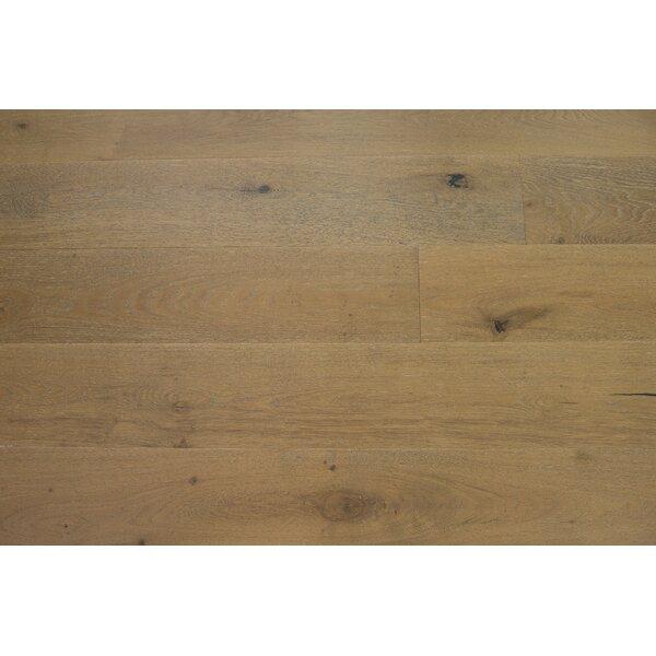Bergen 7-1/2 Engineered Oak Hardwood Flooring in Oat by Branton Flooring Collection