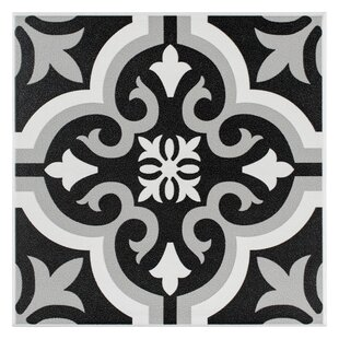 Tile Focus Onyx 1 X 2 Gl Mosaic In Black Gray