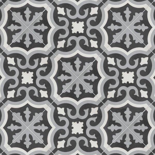 Cement Lima 7.88 x 7.88 Cement Field Tile by EliteTile