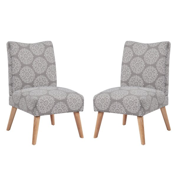 Jake Parsons Chair (Set of 2) by Bungalow Rose
