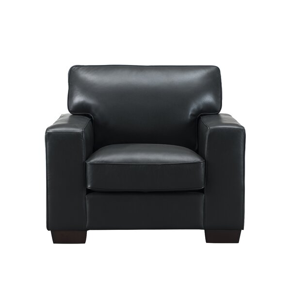 Tennie Club Chair by Three Posts