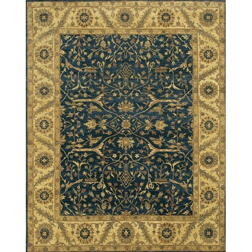 Zambrano Rectangle Wool Area Rug by Astoria Grand