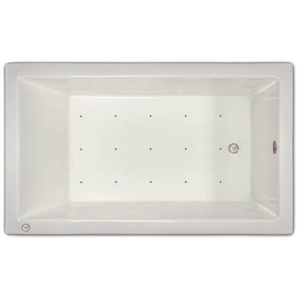 59.5 x 35.5 Air Tub by Signature Bath