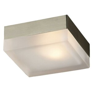 Avoca 1-Light Flush Mount
