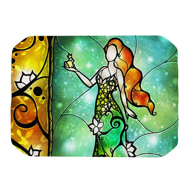 Fairy Tale Frog Prince Placemat by KESS InHouse