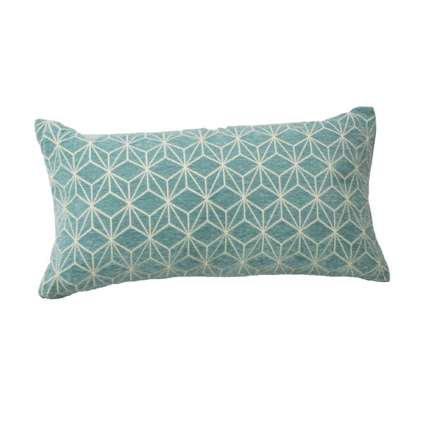 Defino Spider Lumbar Pillow by Ivy Bronx