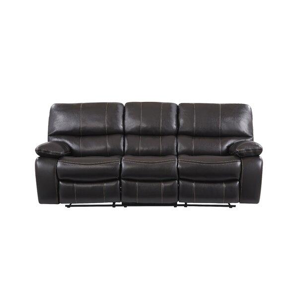 Naman Reclining Sofa by Red Barrel Studio
