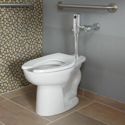Madera 1.28 GPF Elongated One-Piece Toilet by American Standard