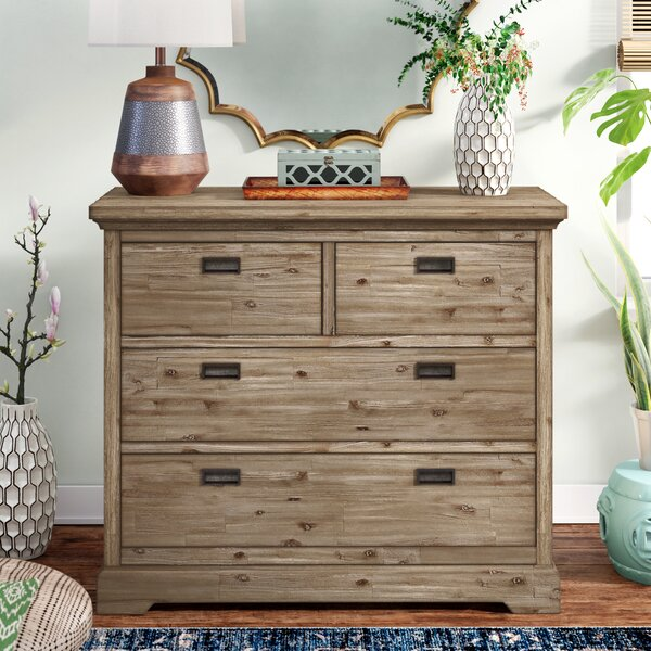 Elise 4 Drawer Dresser by Grovelane Teen