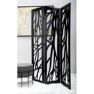 3 Panel Room Divider ByCole & Grey