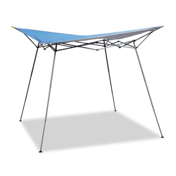 EvoShade 8 Ft. W x 8 Ft. D Steel Pop-Up Canopy by